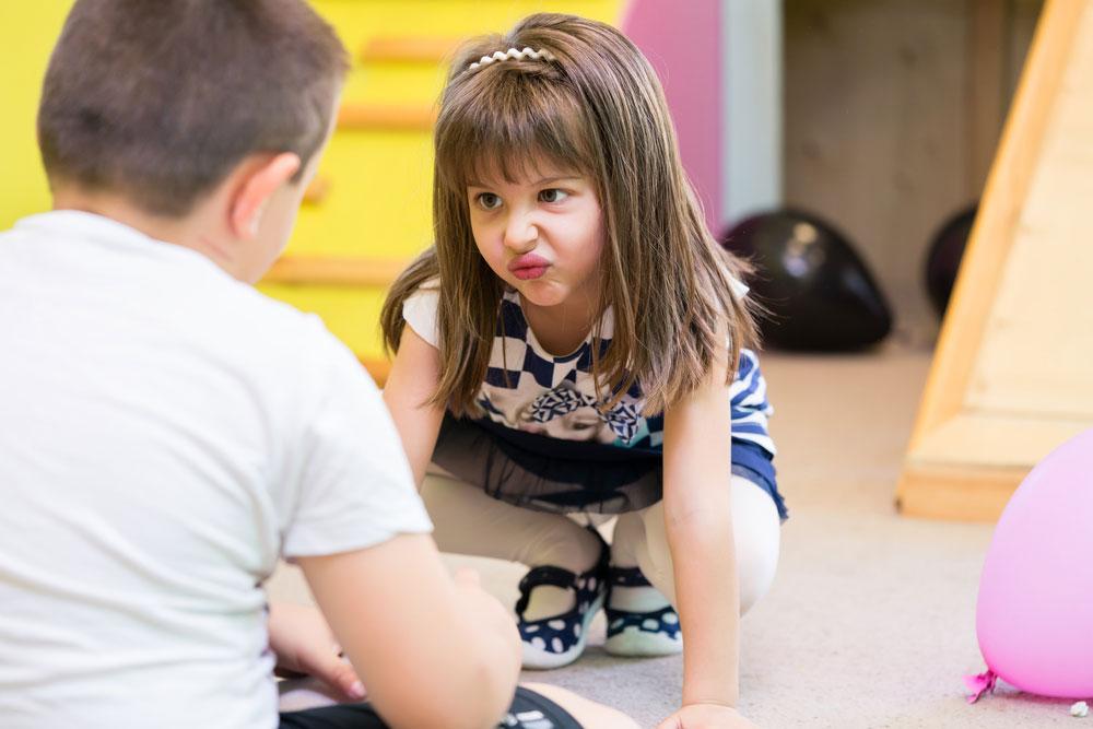 Проблемы с детским садом