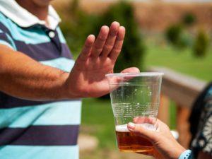 Снять стресс без алкоголя